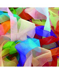 Space Dyed Organza Ribbon Pack
