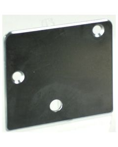 Single Hole Needle Plate