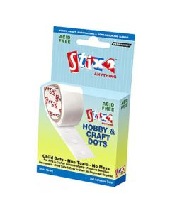 Craft Glue Dots. Pack of 200