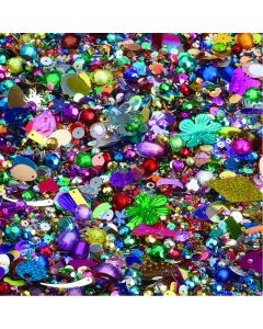 Bead and Sequin Soup