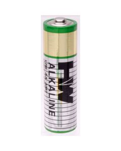 Alkaline Batteries - AA - 1.5V. Pack of 4