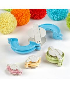 Clover Pom-Pom Makers