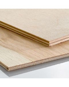 Laser Grade Poplar Plywood Sheets