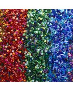 Mixed Glass Beads