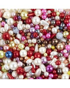 Mixed Pearl Beads