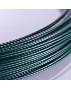 PVC Coated Steel Wire - 2mm x 15m Coil