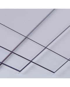 Clear High Impact Polystyrene Sheets