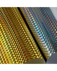 Shiny Mosaic Design Self-Adhesive Film