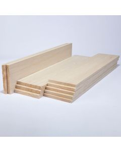 Balsa Wood Class Packs - 100mm Thick Sheets