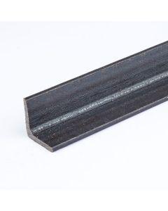 Mild Steel Black - Angle - 1m Lengths