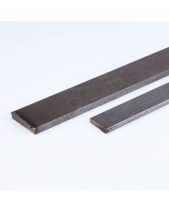 Mild Steel Bright - Flat - 1m Lengths