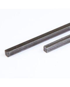 Mild Steel Bright - Square - 1.5m Lengths
