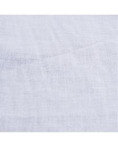 Cotton Voile 142cm Wide - White