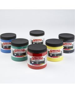 Speedball Fabric Screen Printing Inks - Assorted Colours
