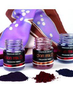 Colourcraft Procion mx Dye Colours