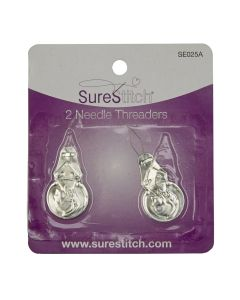 SureStitch Needle Threaders. Pack of 2