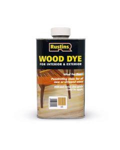 Rustins Wood Dyes - 250ml