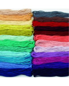 Economy 6 Strand Cotton Assortment