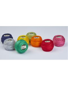 DMC Pearl Cotton No. 5 - 10g Balls