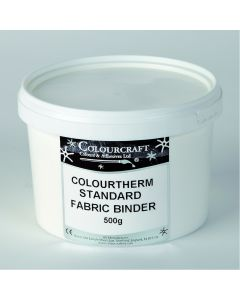 Colourtherm Fabric Binder 500g